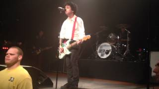 Green Day Christie Road Live house Of Blues Cleveland