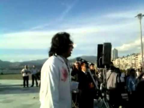 İZAHED YK BAŞKANI DR.MURAT BOLAT'IN GÜNDOĞDU MEYDANINDAKİ KONUŞMASI