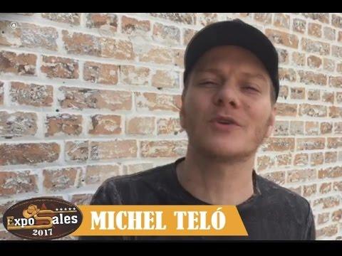 Michel Teló convida Moreira Sales e Região para seu Show na Expo-Sales 2017