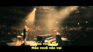 Adele - I Can't Make You Love Me (legendado)