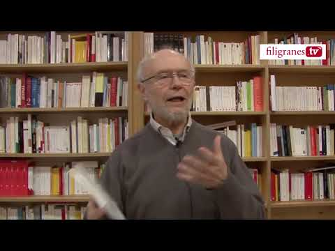 Vidéo de Michel Serres