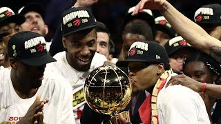 Toronto Raptors win their first NBA championship