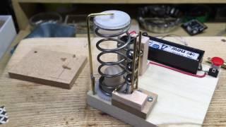 Spiral lifter testing