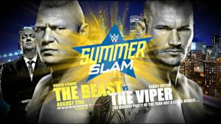 "WWE SummerSlam 2016 2nd Official Theme Song ""Big Summer"" + Download Link"