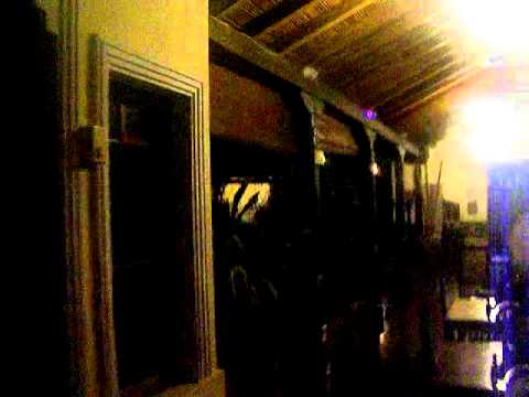 Hotels in Leon Nicaragua – Casa Leonesa at Night with Inertia Tours & NicaEco.com