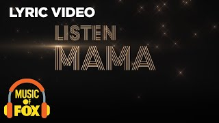 """Mama"" Lyric Video 