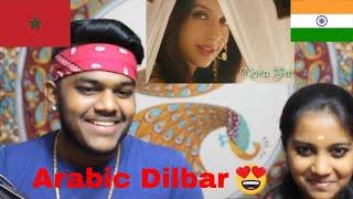 DILBAR | Satyameva Jayate | John Abraham Nora Fatehi [REACTION] width=