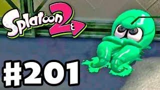 Hide and Seek with Yoshi! - Splatoon 2 - Gameplay Walkthrough Part 201 (Nintendo Switch)