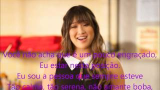 Glee - I Don't Know How To Love Him (Tradução)