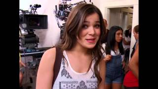 Anna Kendrick, Hailee Steinfled, Pitch Perfect 2 Exclusive