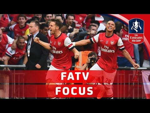 Arsenal seek further Emirates FA Cup glory - Ramsey & Gibbs interview | FATV Focus