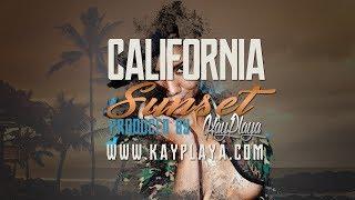 Kid Ink x Ty Dolla $ign x Jhene Aiko RnBass type beat    CALIFORNIA SUNSET Prod. By KayPlaya