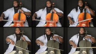 Is She With You - Wonder Woman Theme (ThatCelloGuy)