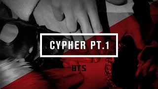 [Lyrics/Audio] BTS 방탄소년단- Cypher Pt. 1 - English & Korean