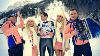 ATOMIK HARMONIK - Skoči - Planica song (Official HD Video)