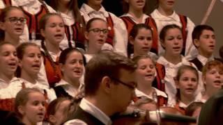 Székely Himnusz a Szentegyházi Gyermekfilharmónia előadásában