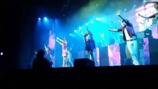 Violetta en vivo 2013- São Paulo (abertura)