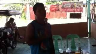 Makata sings Kung Sakaling Ikaw Ay Lalayo...