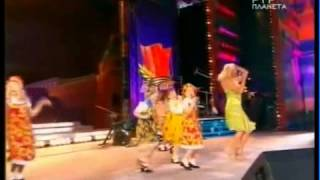 ❤ Katyusha ❤  - victory day Moscow - ღ Julia Nachalova & Kids ღ (English)