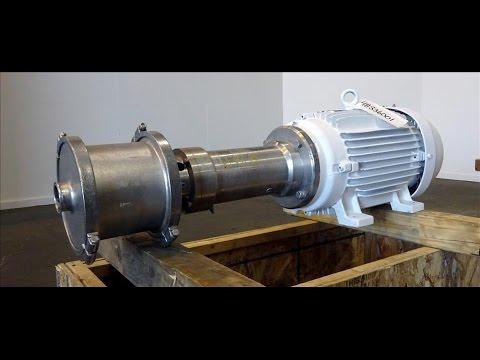Used- Quadro Ytron Z Single-Pass Emulsifier / Homogenizer - stock # 48336001