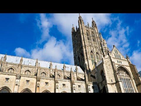 Visit Canterbury Cathedral near London