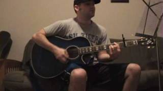 Garth Brooks - The Cowboy Song (Adam Tidwell cover)