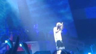 Lil Wayne - The Motto (Live Frankfurt 2013)