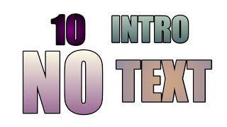 10 Top Intro No Text/Link Download