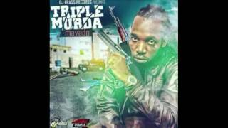 Mavado - Triple Murder (Offial Audio) December 2016 /( Popcaan, Vybz Kartel & Tommy Lee Diss)