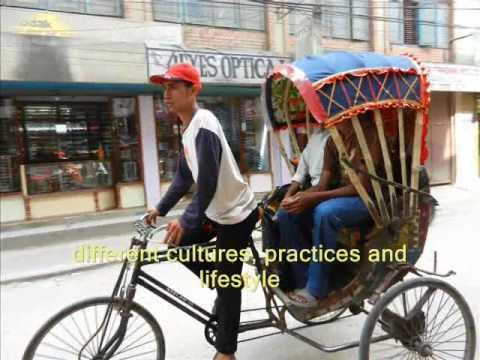 Glimpse of Kathmand Tour – DJ's Tourism Services.wmv