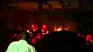 Juan Atkins plays New Order at LSWHR, Ex Dogana (Rome)