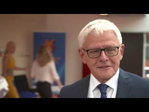 """Dr. Georg Ralle - Netzwerk gegen Darmkrebs e.V. - über die Symposiumsreihe """"Innovations in Oncology"""""""
