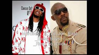Merciless ft. Lil Jon East Side Boys - Rep Yo Click