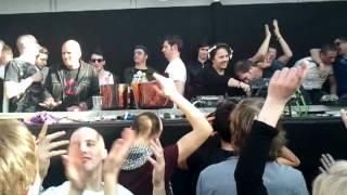 Laurent Garnier b2b Karotte @ TimeWarp,Mannheim 2012