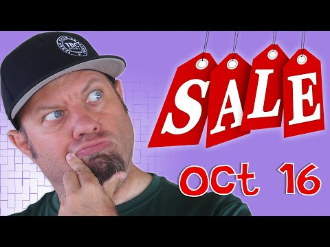 Ham Radio Shopping Deals for October 16th