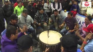 Whitefish Jrs Crow Hop Song @ FSIN Pow wow