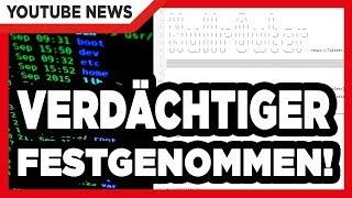 Hacker Orbit / Nullr0uter: Tatverdächtiger festgenommen