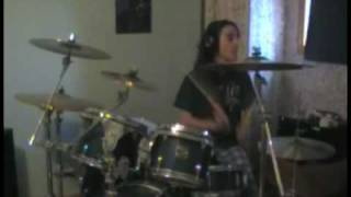 Bullets by Creed (Drum Cover)
