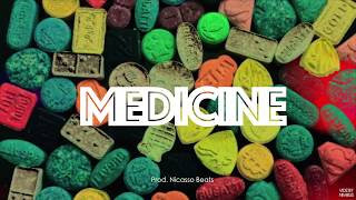 "(FREE) SMOKEPURPP type beat x GUCCI MANE x LIL PUMP type beat ""Medicine"""