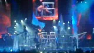 Start All Over-Miley Cyrus Wonder World Tour 2009 22nd December.wmv
