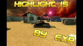 TANKI ONLINE Highlight #15 By EXP