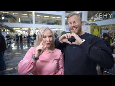 Voimaa Yrittää 2020 - feat Jutta (Gustafsberg) Larm & Juha Larm