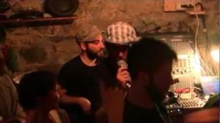 Gamba The Lenk & Presy Band live@Shanty House - 21/05/11