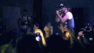 NITRO - We Takin' Back Live @BarbaraDiscoLab / Danger tour / Catania / 26/10/2013