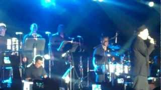Rubén Blades en el Teatro Estudio Cavaret