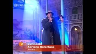 Adriano Celentano Azzurro BR e ZDF