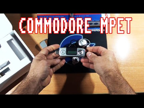 Review Commodore mPet mp3 Pet #Commodore Spain videos
