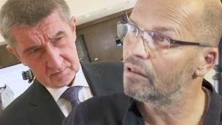 Andrej Babiš vs. Zdeněk Pohlreich #SORRYJAKO
