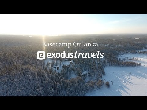 Basecamp Oulanka with Exodus Travels