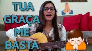 """Natália Silva - Tua graça me basta """"Ministério Toque no Altar"""" (Cover)"""